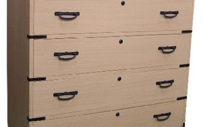 整理箪笥の洗い・桐たんすの修理