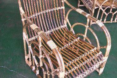 籐椅子の修理・家具修理