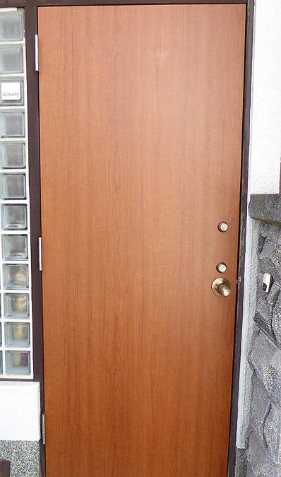玄関扉交換・建具修理