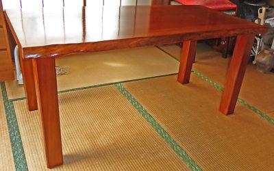 座敷机のリフォーム・家具リフォーム