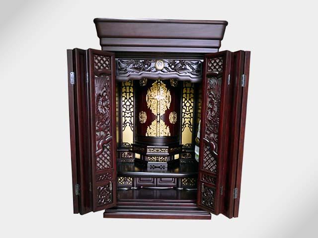 仏壇洗い・お仏壇の修理