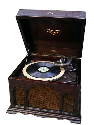 蓄音機の修理・家具修理