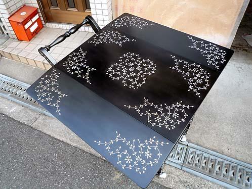 バタフライワゴンの修理・家具修理